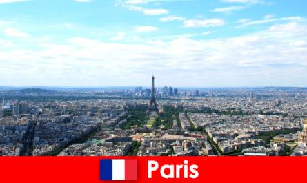 Δείτε αξιοθέατα στη μεγάλη πόλη του Παρισιού
