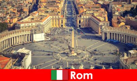 Πότε να επισκεφθείτε τη Ρώμη - Καιρός, κλίμα και συστάσεις