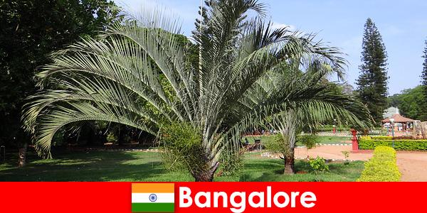 Μπανγκαλόρ ευχάριστο κλίμα όλο το χρόνο για κάθε αλλοδαπό αξίζει ένα ταξίδι