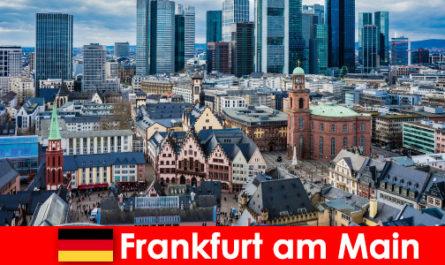 Πολυτελές ταξίδι στην πόλη της Φρανκφούρτης για τους γνώστες