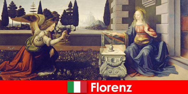 Οι τουρίστες γνωρίζουν την πολιτιστική σημασία της Φλωρεντίας για τις εικαστικές τέχνες