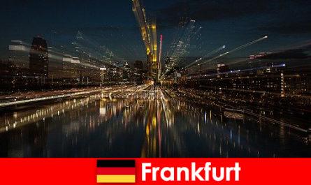 Ευρωπαϊκός κόμβος μεταφορών της Φρανκφούρτης για αλλοδαπούς στη Γερμανία