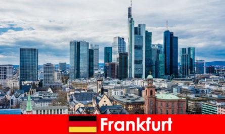 Τουριστικά αξιοθέατα στη Φρανκφούρτη, τη μητρόπολη για πολυώροφα κτίρια