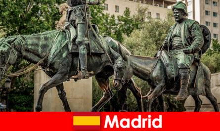 Μαδρίτη είναι ένα πλήθος-puller για κάθε εραστή των μουσείων τέχνης