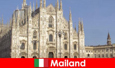 Προς Μιλάνο Ιταλία Art Πολιτισμός Αποκλειστικό Ταξίδι