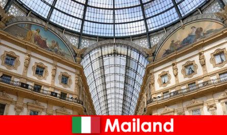 Μυστηριώδης ατμόσφαιρα στο Μιλάνο με σύμβολα αναγέννησης