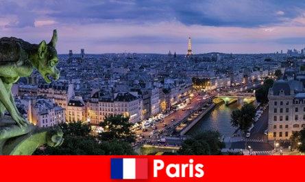 Παρίσι μια πόλη καλλιτεχνών με μια ιδιαίτερη γοητεία με τα κτίρια
