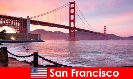 Ζήστε πολυτελείς διακοπές στις Ηνωμένες Πολιτείες σαν Φρανσίσκο