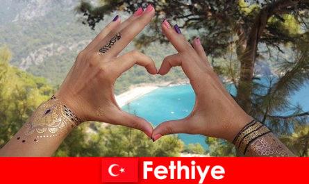 Διακοπές στην παραλία στην Τουρκία Fethiye για μικρούς και μεγάλους πάντα ένα όνειρο