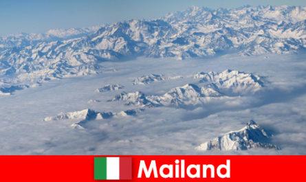 Μιλάνο ένα από τα καλύτερα χιονοδρομικά κέντρα για τους τουρίστες στην Ιταλία