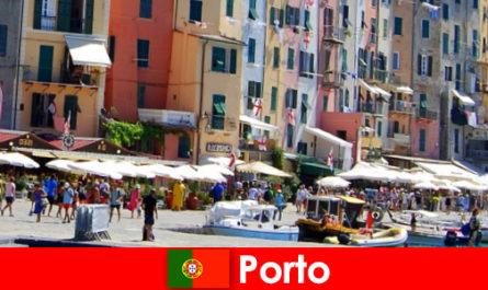 Το Πόρτο είναι πάντα ένας δημοφιλής προορισμός για backpackers και παραθεριστές με μικρούς προϋπολογισμούς