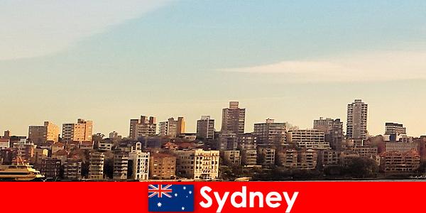 Το Σίδνεϊ είναι γνωστό ως μια από τις πιο πολυπολιτισμικές πόλεις του κόσμου μεταξύ των ξένων