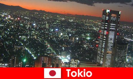 Οι ξένοι αγαπούν το Τόκιο - τη μεγαλύτερη και πιο σύγχρονη πόλη στον κόσμο