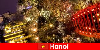 Ανόι στο Βιετνάμ είναι ανοιχτή στην καρδιά για τον τουρισμό