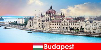 Βουδαπέστη όμορφη πόλη με πολλά αξιοθέατα για τους τουρίστες