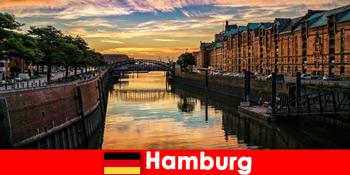 Αρχιτεκτονική ομορφιά και ψυχαγωγία για σύντομα διαλείμματα στο Αμβούργο Γερμανία