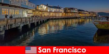 Σαν Φρανσίσκο στις Ηνωμένες Πολιτείες, η παραθαλάσσια περιοχή είναι ένα μυστικό αγαπημένο των παραθεριστών