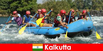Φτηνό ταξίδι για δραστήριους αθλητές στην Καλκούτα Ινδία