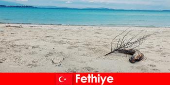 Ταξίδι αναψυχής για τονισμένους τουρίστες στην Τουρκική Ριβιέρα Fethiye
