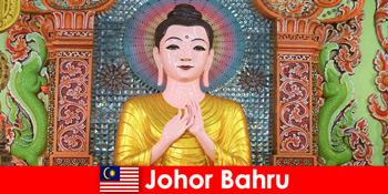 Πακέτα διακοπών και εκδρομές πολιτισμού για τουρίστες στο Johor Bahru Μαλαισία