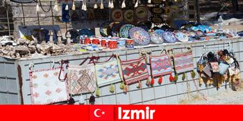 Εμπειρία βόλτας για αγνώστους στις περιοχές παζάρι της Σμύρνης Τουρκία