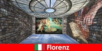 Ταξίδι πόλης στη Φλωρεντία της Ιταλίας για τους λάτρεις της τέχνης των παλιών δασκάλων