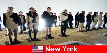 Πολιτιστικό ταξίδι για αγνώστους στη διάσημη θεατρική περιοχή της Νέας Υόρκης
