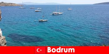 Πολυτελείς διακοπές για ξένους στους όμορφους κόλπους στην Αλικαρνασσό της Τουρκίας