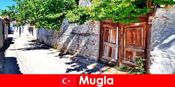 Γραφικά χωριά και φιλόξενοι ντόπιοι καλωσορίζουν τουρίστες στη Μούγκλα Τουρκίας