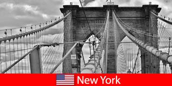 Αυθόρμητο ταξίδι στο εξωτερικό στην παγκόσμια μητρόπολη της Νέας Υόρκης