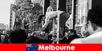 Τέχνη και πολιτισμός για δημιουργικούς παραθεριστές στη Μελβούρνη αυστραλία
