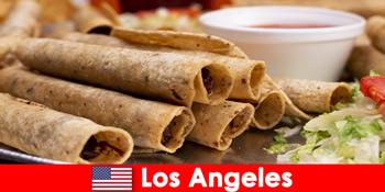 Οι ξένοι επισκέπτες μπορούν να περιμένουν μια ευέλικτη γαστρονομική εκδήλωση στα καλύτερα εστιατόρια του Λος Άντζελες