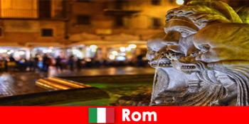Περιήγηση με λεωφορείο για εβδομαδιαίους επισκέπτες μέσω της υπέροχης πόλης της Ρώμης Ιταλία
