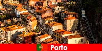 Βόλτα το Σαββατοκύριακο στην παλιά πόλη του Πόρτο Πορτογαλία