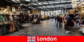 Λονδίνο Αγγλία η κορυφαία διεύθυνση για τους τουρίστες αγορών