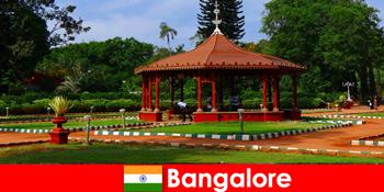 Τουρίστες από το εξωτερικό μπορούν να περιμένουν υπέροχες εκδρομές με σκάφος και υπέροχους κήπους στην Μπανγκαλόρ της Ινδίας