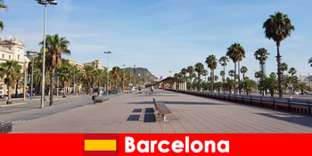 Στη Βαρκελώνη της Ισπανίας, οι τουρίστες θα βρουν όλα όσα επιθυμεί η καρδιά τους