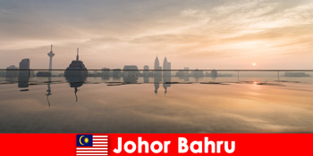 Κάντε κράτηση ξενοδοχείων για παραθεριστές στο Johor Bahru Μαλαισία πάντα στο κέντρο της πόλης