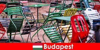 Ενδιαφέροντα μπιστρό, μπαρ και εστιατόρια περιμένουν τους ταξιδιώτες στην όμορφη Βουδαπέστη Ουγγαρία